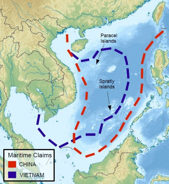China-Vietnam-Maritime-Claims